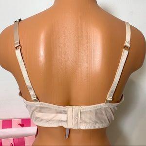 Victoria's Secret Intimates & Sleepwear - VICTORIA'S SECRET LINED PLUNGE BRA 38DD